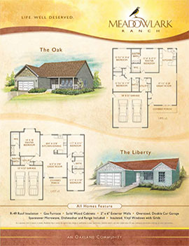 Meadowlark Ranch Brochure